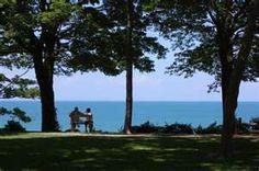 ... Photo of Huntington Beach Metropark on Lake Erie Bay Village, Ohio