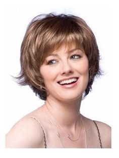 Enchanting+Short+Straight+Bob+Capless+Synthetic+Wig+10+Inches