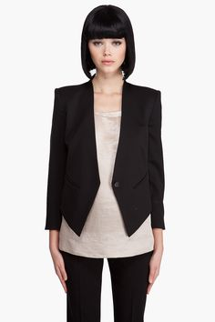 perfect blazer by helmut lang