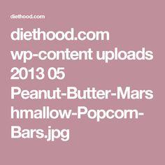 diethood.com wp-content uploads 2013 05 Peanut-Butter-Marshmallow-Popcorn-Bars.jpg