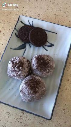 Easy Baking Recipes, Cookie Recipes, Snack Recipes, Dessert Recipes, Oreo Cake Recipes, Köstliche Desserts, Delicious Desserts, Yummy Food, Tasty