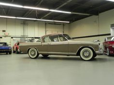 Rare 1956 Studebaker Golden Hawk