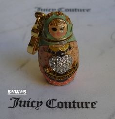 Juicy Couture RUSSIAN NESTING DOLL