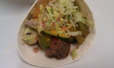 mexican night, fresh and healthy-style. Carne asada seasoning.