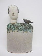 Ceramic Sculptures by Jane Muir