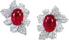 Ronald Abram carat Oval Cut Burmese Ruby and Diamond Earrings Ronald Abram carat Oval Cut Burmese Ruby and Diamond Earrings Ruby Earrings, Gemstone Earrings, Diamond Earrings, Diamond Stud, Ruby Ring Vintage, Burmese Ruby, Titanic Jewelry, Heart Locket Necklace, Amethyst Color