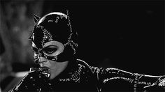In Batman Returns , Michelle Pfeiffer's Catwoman costume had to be vacuum sealed once she put it on. | 23 Things You May Not Know About Tim Burton And His Movies