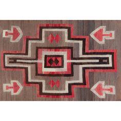 Navajo rug, c. 1920