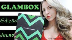 Glambox de Julho 2015 - NETFARMA