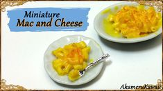 Hi guys! Today we're doing this cute, miniature Mac & Cheese set from polymer clay ^^ I hadn't ever made this in miniature before, so I thought it would be f...