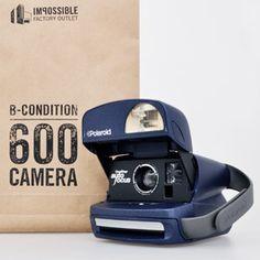 Refurbished 90 Style 600 Camera B Condition
