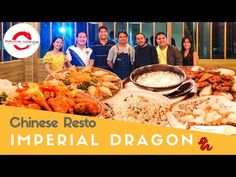 Imperial Dragon Chinese Restaurant   Moadto Strip Mall (Panglao, Bohol) - YouTube Imperial Dragon, Strip Mall, Bohol, Food Tasting, Chinese Restaurant, Philippines, Youtube, Youtubers, Youtube Movies