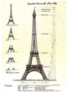Postcrossing, Postcards, Card, Eifel Tower, Paris (Received this card from Taiwan)