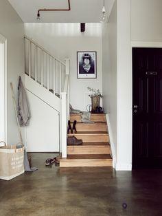 Hallinspiration för Nordsjö med färgen Performa+Easy2Clean | Photo & Styling: Daniella Witte