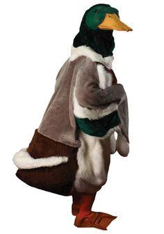... mallard duck costume for PJ