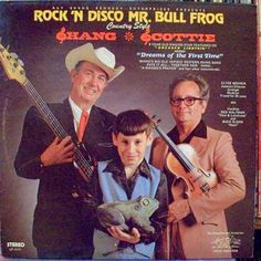 Rock on, Frog  –23 of the Worst Album Covers Ever
