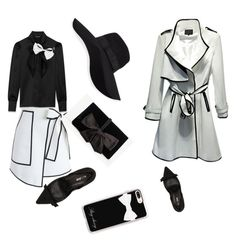 """Untitled #57"" by merimahusanovic ❤ liked on Polyvore featuring Chicwish, Yves Saint Laurent, Nly Shoes, Ann Taylor, Casetify and San Diego Hat Co."