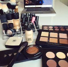 Anastasia Beverly Hills contour cream kit & powder ✨
