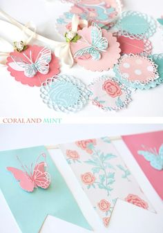 Paper Fun: Party decorations