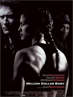 Million Dollar Baby - Clint Eastwood, Hilary Swank, Morgan Freeman