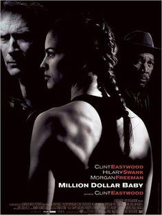 Million Dollar Baby - Clint Eastwood, Hilary Swank, Morgan Freeman
