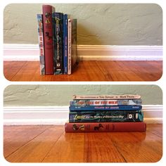 Vintage 1960s set of 3 home repair fix it books blue and orange pl colorful childrens book collection adventures and classics lassie tom sawyer mark twain nursery young reader school fairy tale by theroughage on etsy solutioingenieria Images