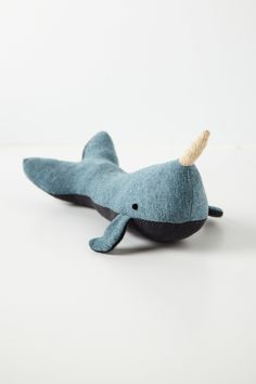 I have no idea which animal is it, maybe Whale Unicorn?.. but its super cute!