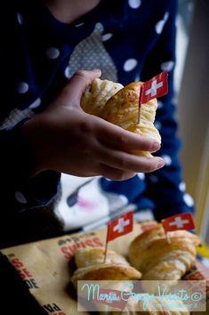 Croissant with Sbrinz