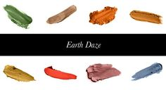 earth colours trend