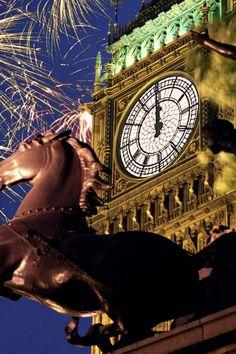 New-Year-London