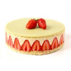 Torta Fraisier Redonda <3