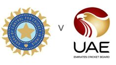 India vs United Arab Emirates Live Cricket Score Update - ICC Cricket World Cup 2015	Taking after the huge conflicts against Pakistan and South Africa, India venture out to Perth for their third round of the ICC World Cup 2015 against the United Arab Emirates (UAE).  : ~ http://www.managementparadise.com/forums/icc-cricket-world-cup-2015-forum-play-cricket-game-cricket-score-commentary/280198-india-vs-united-arab-emirates-live-cricket-score-update-icc-cricket-world-cup-2015-a.html