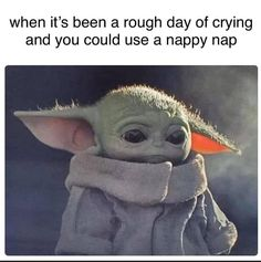 Less thuggy more huggy Yoda Meme, Yoda Funny, Funny Babies, Cute Babies, Funny Cute, Hilarious, Instagram Christmas, Christen, Funny Posts