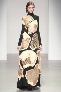 Central Saint Martins FALL 2014 RTW