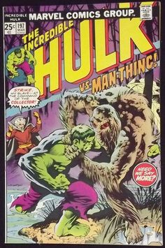 Incredible hulk 271 grade 80 bronze age find 2nd rocket raccoon the incredible hulk 197 fandeluxe Gallery