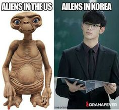 You who came from the Stars. YES!!!!!