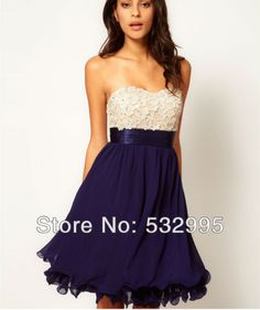 Solid bead flower  strapless  formal attire of cultivate banquet dress  LF80009 US $66.90