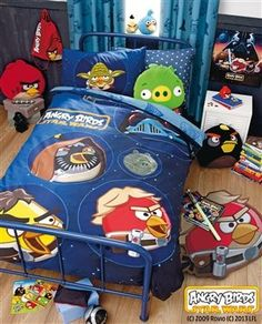 Buy Star Wars Angry Birds Bed Set from the Next UK online shop