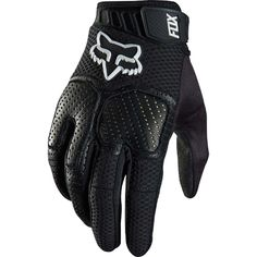 Fox Unabomber Gloves for MTB, DH (Pair) Providing the ultimate mix of flexibility and freedom of movement with bombproof protection the Unabomber is a go to glove for down hill riding of all types. Fox Racing, Cycling Gloves, Cycling Bikes, Bike Gadgets, Mtb Clothing, Mountian Bike, Bicycle Accessories, Bike Parts, Super Bikes