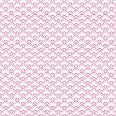 place to buy pretty shelf paper. Pink Scallops Shelf Paper by ChicShelfPaper.com