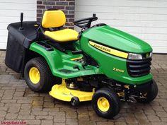 Mezőgazdasági gépek és palánta forgalmazása. Krimzon Kft. www.krimzon.eu Lawn Tractors For Sale, John Deere Garden Tractors, John Deere Riding Mowers, John Deere Lawn Mower, Kids Zipline, John Deere X300, Lawn Equipment, Lawn Care, Tools