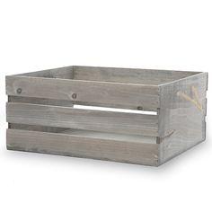 zoom Food Storage Boxes, Crate Storage, Kids Storage, Storage Baskets, Pallet Crafts, Diy Pallet Projects, Wood Projects, Woodworking Projects, Diy Wooden Crate