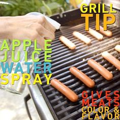 Take your hot dogs to new flavors with this grill tip by @lafoodie invented with FARMER JOHN® All Beef Franks.