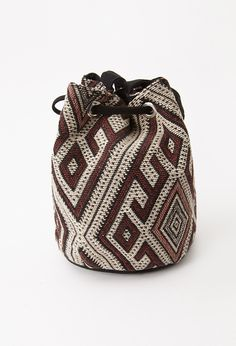 Tribal Pattern Crossbody | Forever 21 - 1000078635