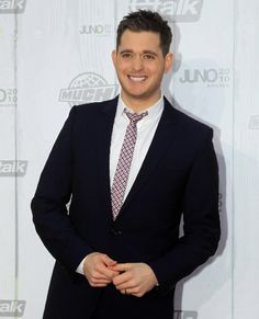 Michael Buble Juno Awards