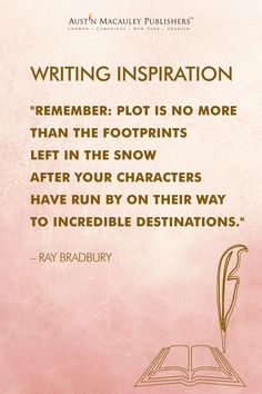 Let the inspirational words by the American author, Ray Bradbury, motivate you to write your heart out in your next novel. #Bibliophile #BookWorld #AmWriting #Author #Books