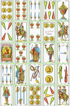 Cartón pokino 10 #pokino #poquino #cartas #baraja #barajaEspañola