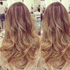 estética de cabelos: