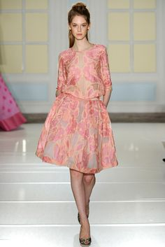 Temperley London S/S 2014 #LFW