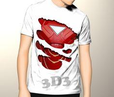 Kode: Iron Man Body - bahan cotton combed 24s - sablon DTG (sablon masuk ke serat kain) - Pilihan warna: bisa semua warna kaos - preorder - Tersedia ukuran baby, kids, male, female - Tersedia untuk lengan panjang, lengan raglan, lengan pendek . Pemesanan hubungi: - SMS/ WA: 08990303646 - BBM: D3BCEDC3